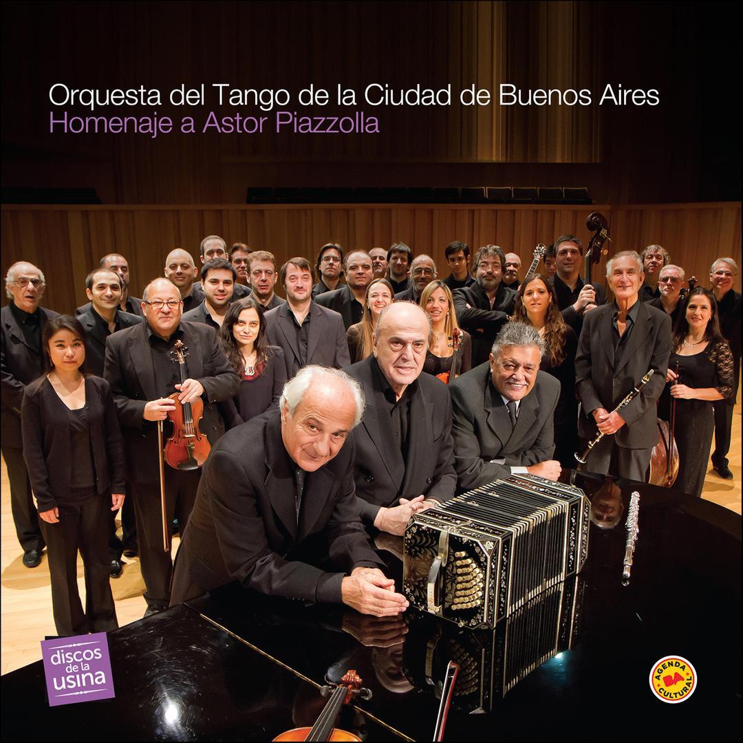 Selección Piazzolla: Libertango / Verano Porteño / Prepárense