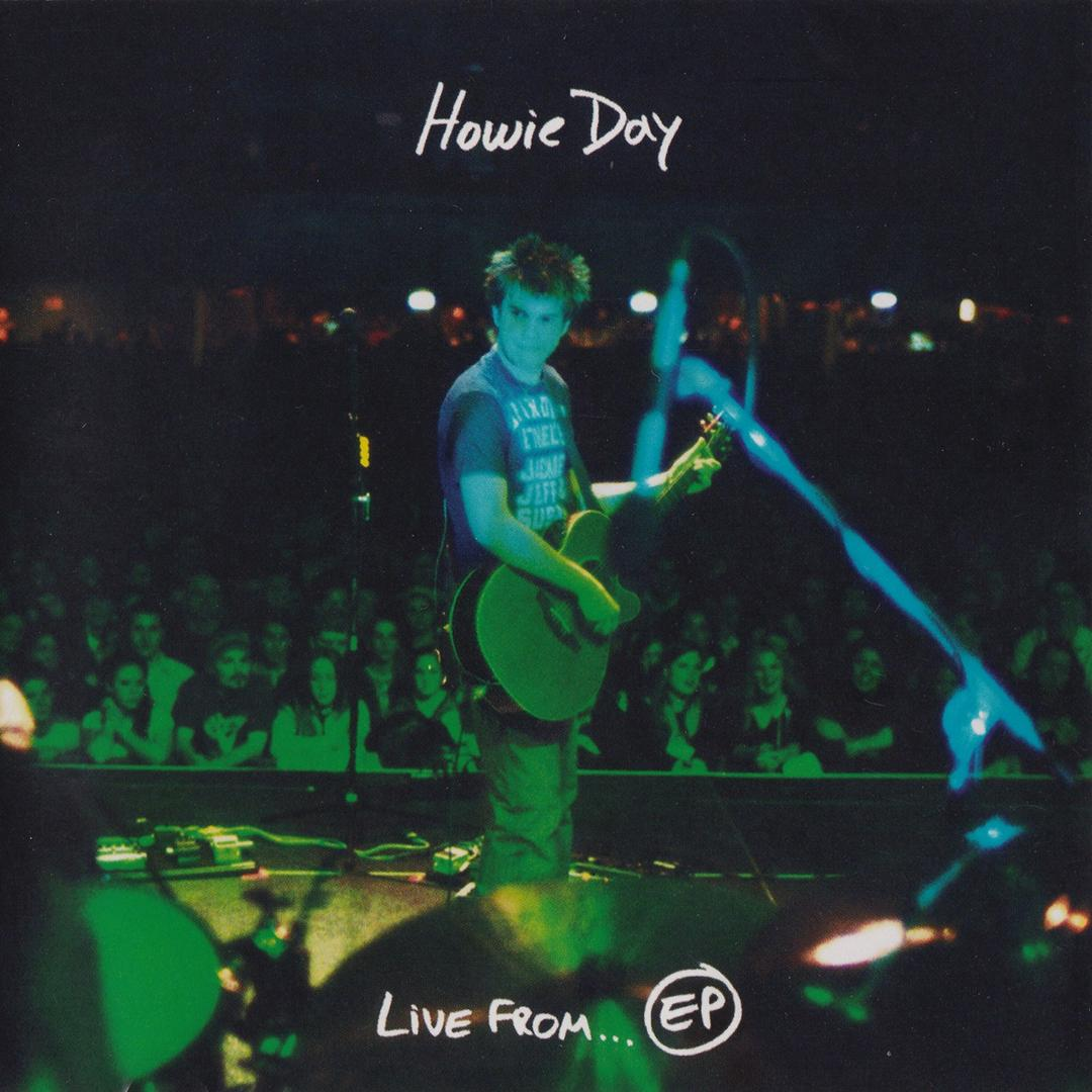Collide Live By Howie Day Pandora