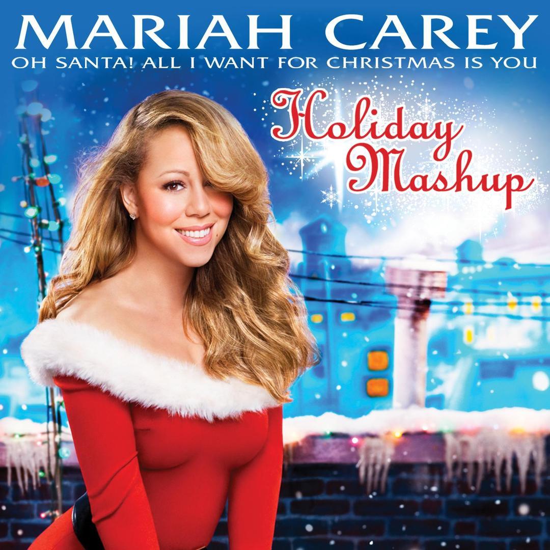 Mariah Carey Christmas Album Cover.Listen To Mariah Carey Holiday Pandora Music Radio
