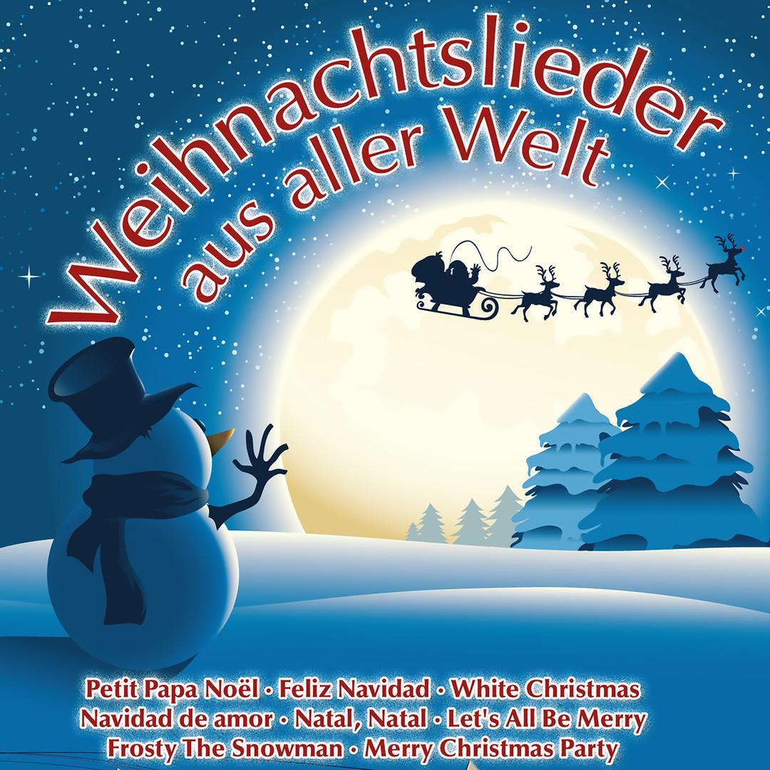 Weihnachtslieder International.Frosty The Snowman By The International Childrens Choir Holly